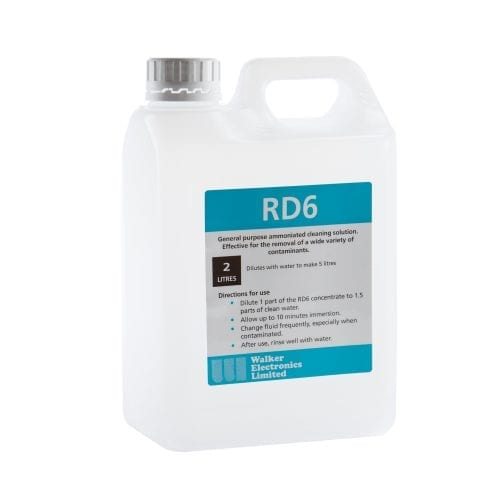 RD6 - Ammoniated General Purpose Cleaner