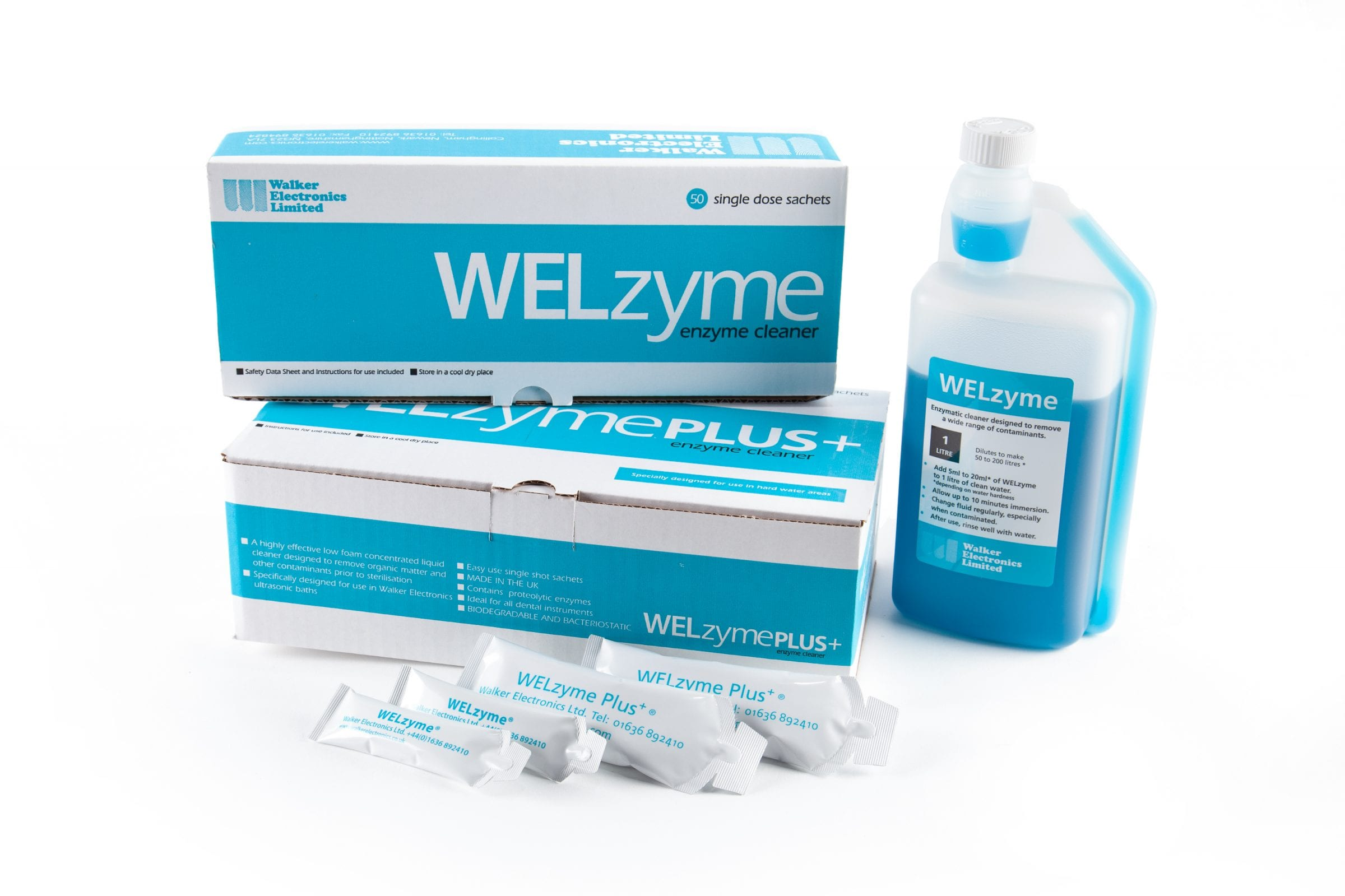WELZyme from Walker Electronics