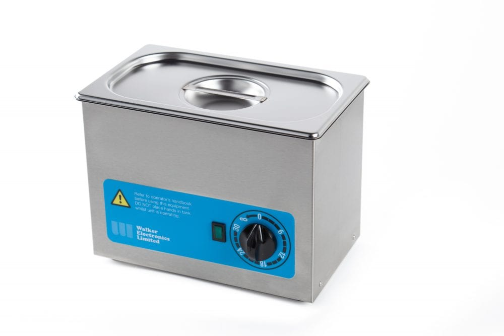 QC Ultrasonic Cleaner
