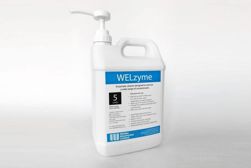 Welzyme 5 Litre with pelican pump
