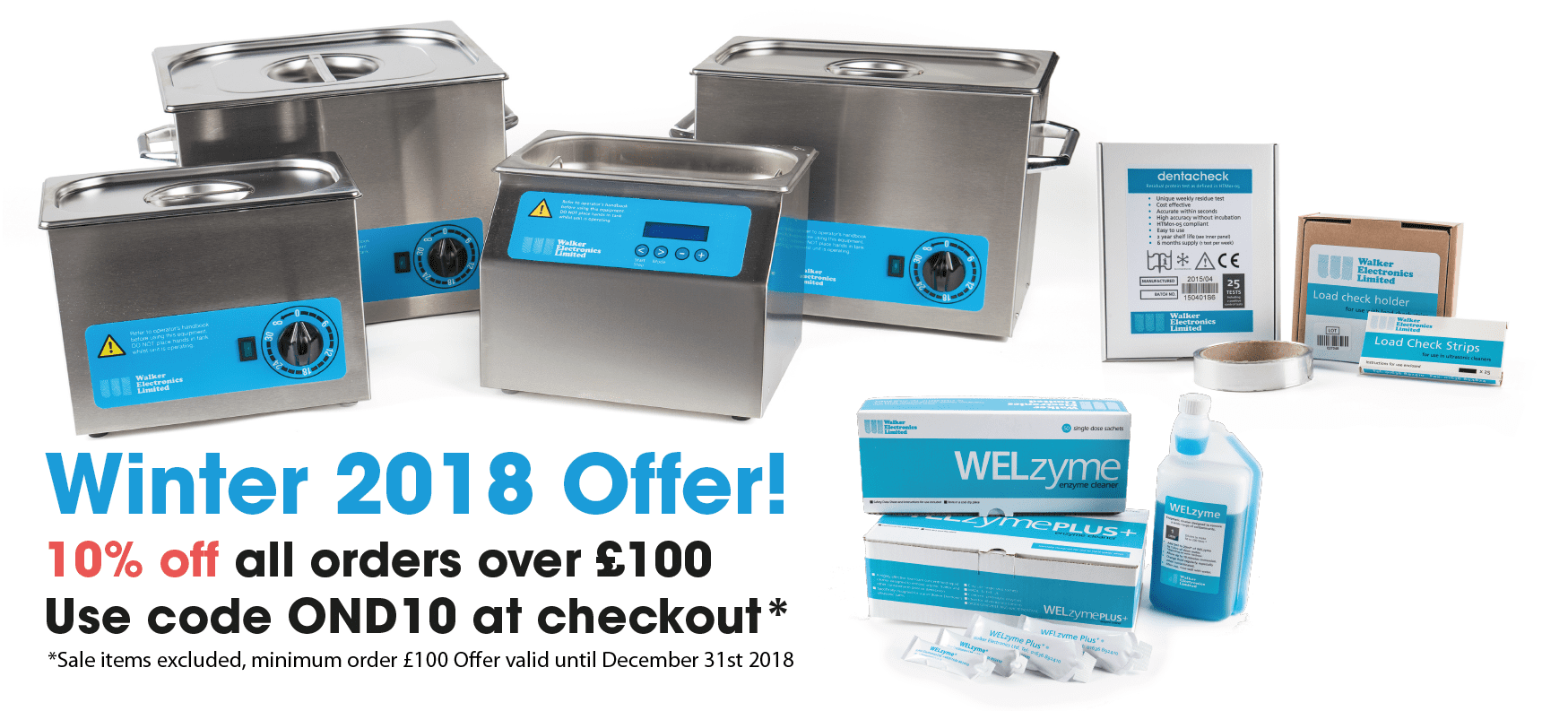 Winter 2018 Special Offers