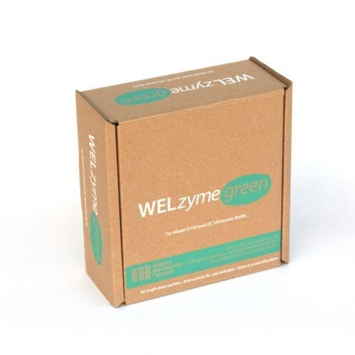 WELsol and WELzyme green from Walker Electronics Limited