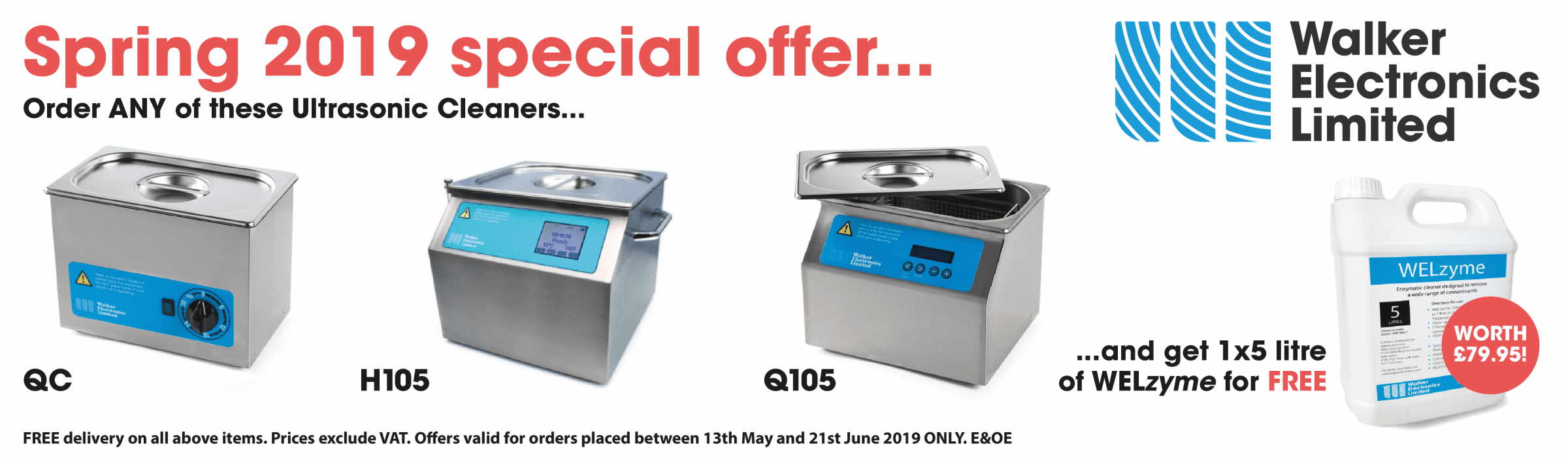 Spring 2019 Special Offers
