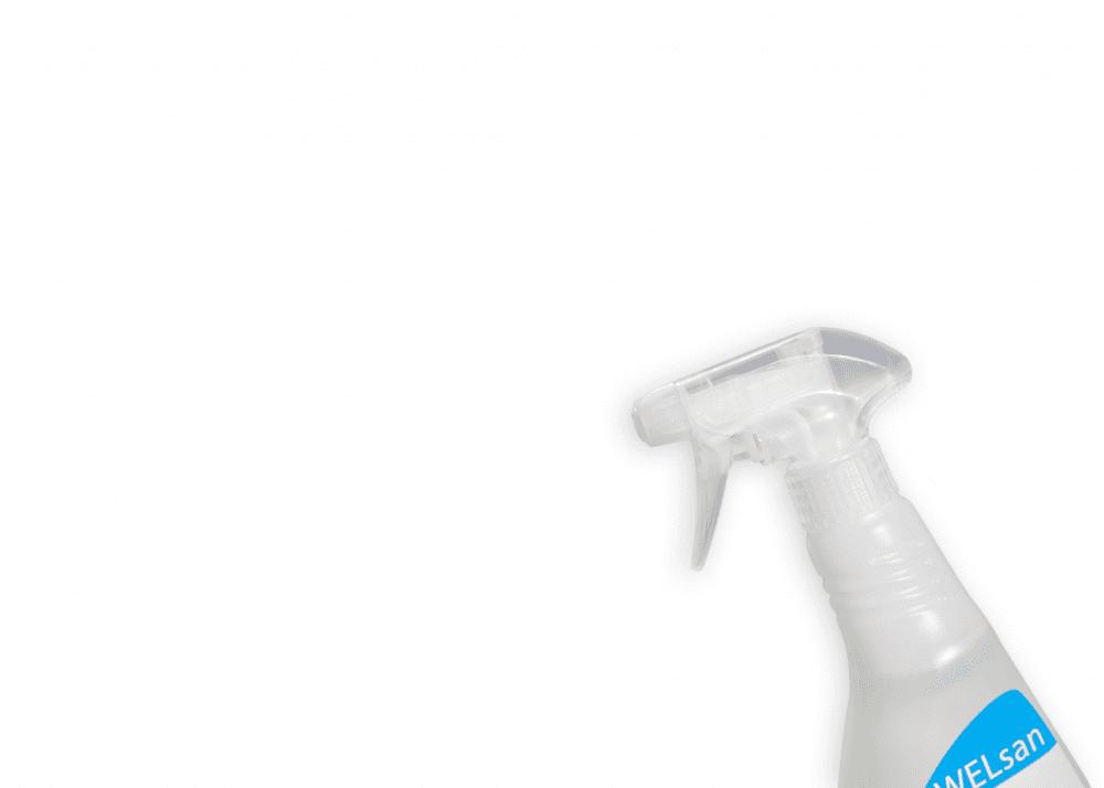 WELsan 750ml Surface Sanitising Spray